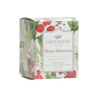 Merry Memories Candle Cube Votive - New Design